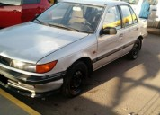 Mitsubishi lancer 1500 glx sedan 93 210000 kms cars