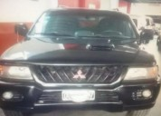 Mitsubishi nativa glx 2 5 td 4x4 2002 100000 kms cars