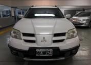 Mitsubishi outlander 2007 204000 kms cars