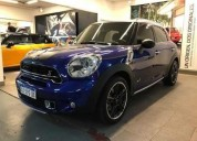 Mini cooper countryman 1 6 s at impecable 13500 kms cars