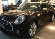 Mini cooper clubman s 2017 impecable conc oficial 13900 kms cars