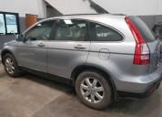 Honda crv 2 4 4x4 ex automatico 103000 kms cars