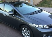 Honda civic 1 8 exs 2013 flante 84000 kms cars