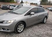 Honda civic exs aut 136859 kms cars