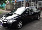 Honda civic 1 8 lxs 2009 permuto financio 121000 kms