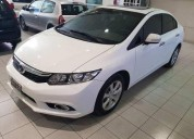 Honda civic 1 8 exs at 2014 4 puertas ntk dn 116000 kms cars
