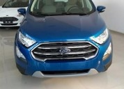 Ford escosport cars en san isidro