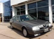 Alfa romeo 164 2 0 ts tspark ano 1992 impecable probalo en orio hnos san genaro 159000 kms cars
