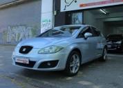 Seat leon 1 dsg cuero de fabrica techo ano 2011 72000 kms cars