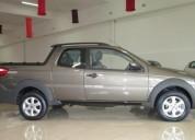 Fiat strada 1 4 retira con 45 mil y cuotas sin interes cars