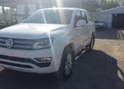 Nueva volkswagen amarok comfortline 4x4 v6 3 0l at 0km 2018 cars