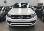 Vw volkswagen amarok comfortline 4x2 at 2018 0km patentado 2 0 tdi diesel blanco cars
