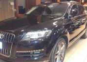 Vendo impecable audi q7 4 2 tdi quatro ano 2010 94000 kms cars