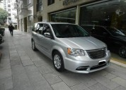 chrysler town country 46109 kms cars