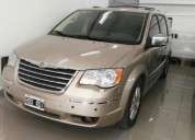 chrysler town country limited 130000 kms cars