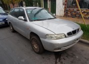 Daewoo nubira wagon gnc motor desarmado 164000 kms cars