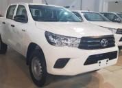 Toyota hilux dx 4x2 0km 2 4 cars