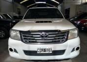 Toyota hilux 2 5 td intercoo 4x4 2013 165000 kms cars
