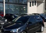 Toyota etios 1 5 5p xls 2014 nafta 50000 kms cars