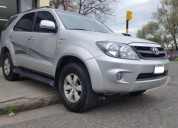 Toyota sw4 srv 2007 3 4x4 cuero manual 540 0000 235 distribucion completa recien hecha 235000 kms ca