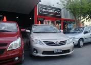 Corolla xei 2013 gnc financii 190000 kms cars