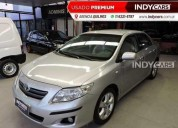Toyota corolla xei 1 8 m t impecable 130080 kms cars