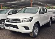 Toyota hilux d c sr 2 8 4x4 m t entrega inmediata cars