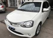 Toyota etios 1 5 xls 34200 kms cars