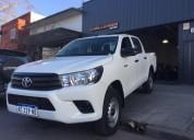 Toyota hilux 2018 4x4 manual 0km 2 4 diesel dx d c okm cars