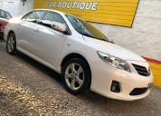 Corolla 2013 xei pack aut km 70000 kms cars