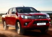 Toyota hilux 4x2 d c srv 2 6 m t0 km nueva cars