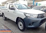 Toyota hilux 2 4 c s dx 4x2 entrega inmediata cars