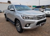 Toyota hilux d c srx at 2 8 4 4 2017 28 28000 kms cars