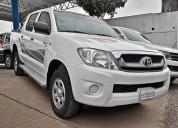 Toyota hilux dx d c 2 5 4x2 2010 134000 kms cars