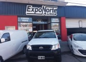 Toyota hilux cabina simple 123000 kms cars