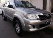 Toyota hilux 4x4 2015 40000 kms cars