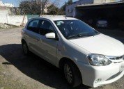 Toyota etios impecable 2014 50000 kms cars