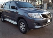 Toyota hilux 2 5 4x4 dx pack dc 2012 225000 kms cars