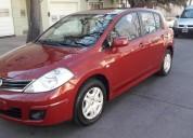 Nissan tida 2010 unica mano financio 77000 kms cars