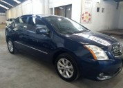 Nissan sentra acent ano 2012 unica mano 98000 kms cars