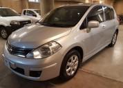 Nissan tiida 5p 1 8 6mt tekna 2011 123000 kms cars