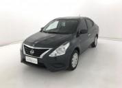Nissan versa sense mt 79925 kms cars