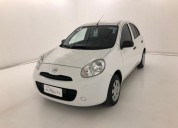 Nissan march active pure drive 1 6 48081 kms cars