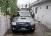 Vendo nissan frontier 297000 kms cars