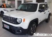 Jeep renegade sport retira con 80 000 o tu usado y cuotas sin interes cars