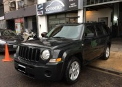 Jeep patriot 2 4 sport 4x4 2011 flamante estado autodesco 92000 kms cars