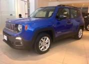 Nueva jeep renegade sport longitude trailhawk retira con 135 000 cars