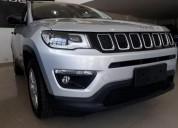 Jeep compass sport longitude limited 0km retira con 265 000 cars