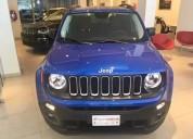 Nueva jeep renegade 0km 135 000 o tu usado y minimas cuotas de 6700 cars