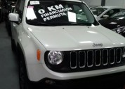 Jeep renegade sport 1 8 mt promo contado en temperley up motors argentina cars